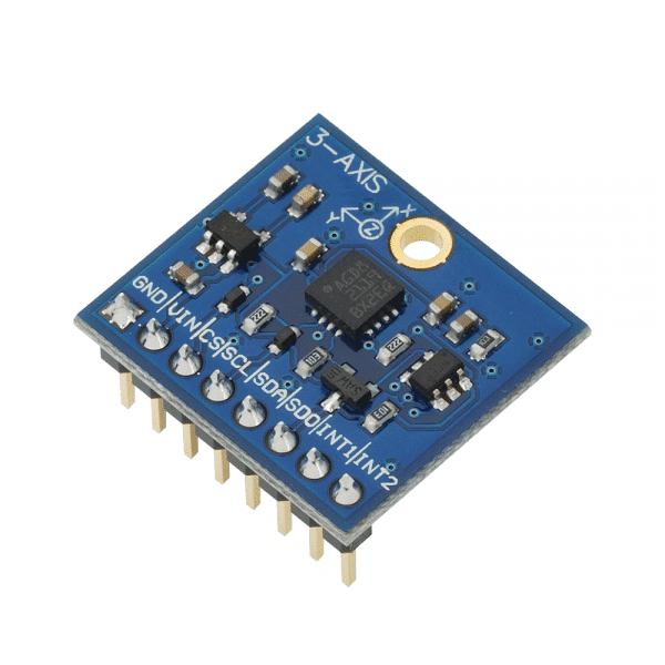 Gyroscope Module 3-Axis L3G4200D 27911