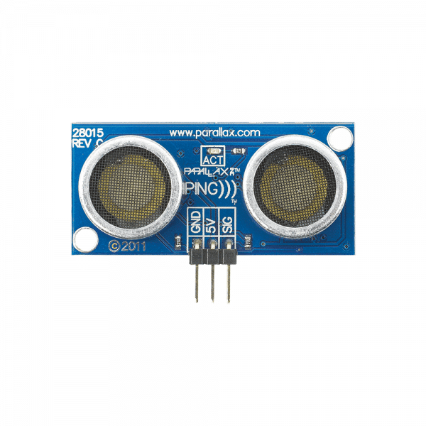 PING))) Ultrasonic Distance Sensor (#28015)