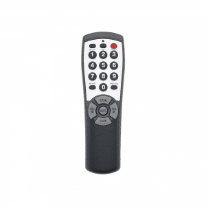 3 Function Infrared Universal Remote #020-00001
