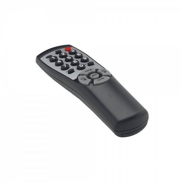 Remote control 3-d view