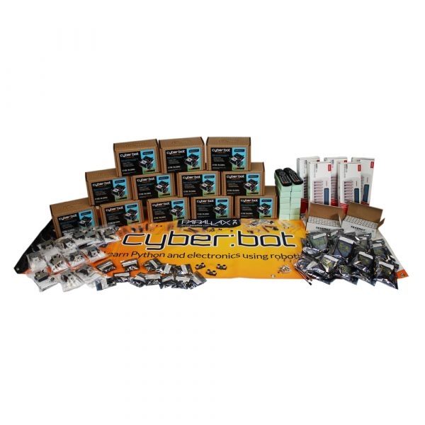 cyber:bot Robot 12-pack Plus for Classrooms