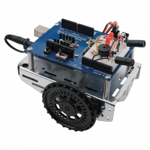 32335带Arduino的机器人护盾-护盾机器人套件
