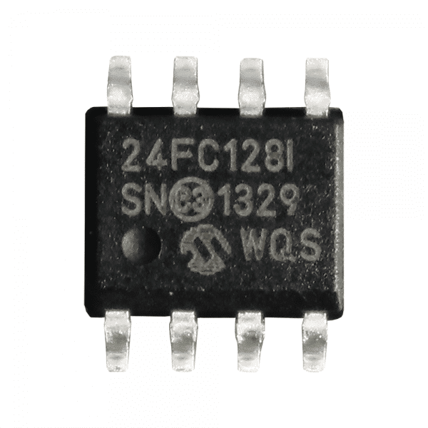 128 Kb (16 Kbyte) Industrial Fast I2C Serial EEPROM 24FC128T