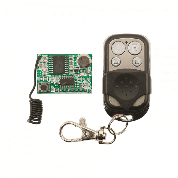 Key Fob Remote and Receiver PCB Parallax 700-10016