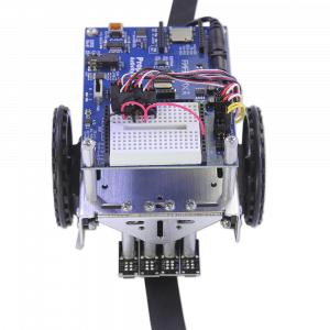 用于小型机器人的28108 QTI线跟随器AppKit