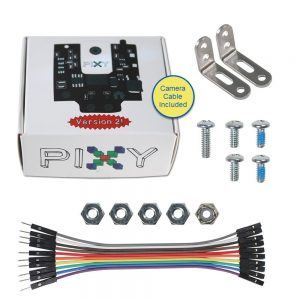 Pixy2 CMUcam with Cable + Mounting Hardware