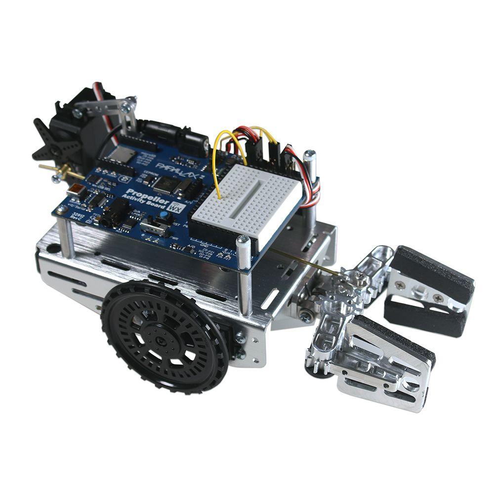28203 Gripper 3.0 for Parallax Small Robots