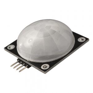 28032 Wide Angle PIR Sensor with LED Signal