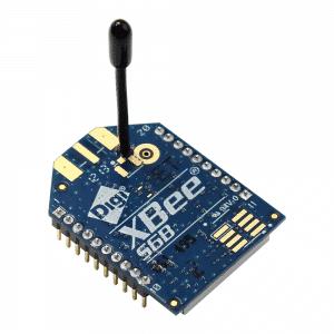 XBee Wi-Fi S6B Module, Wire Antenna (XB2B-WFWT-001)