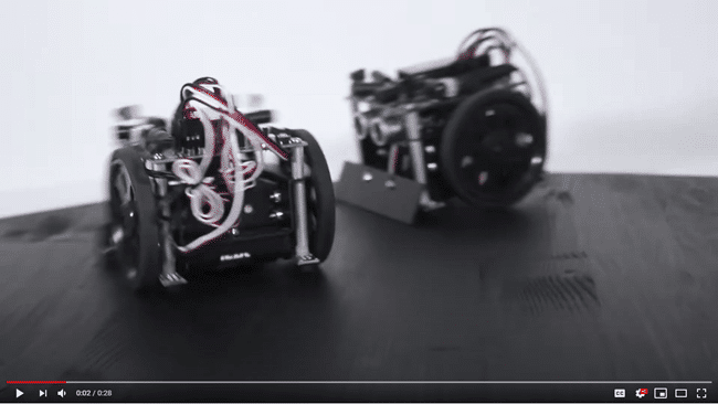 SumoBot competition - RoboGames