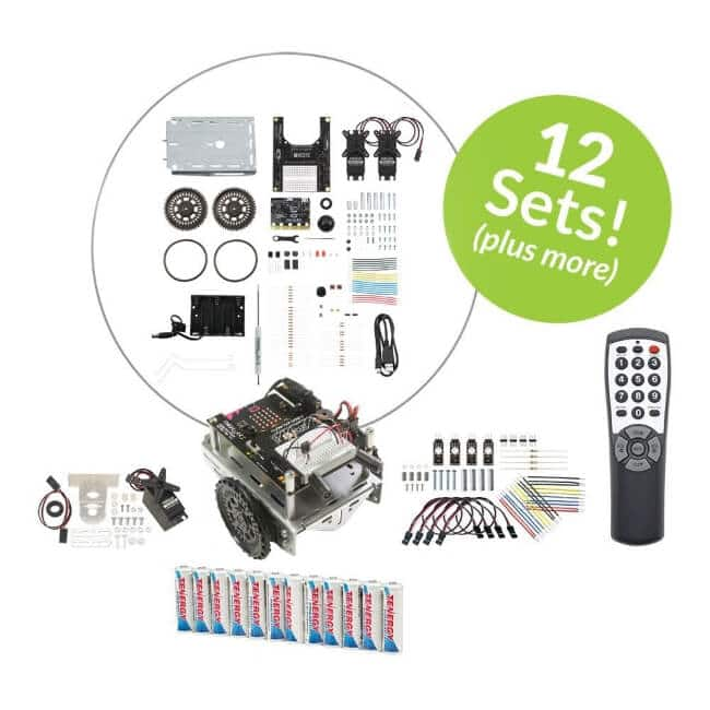 cyberbot 12-Pack Plus for Classrooms highlights