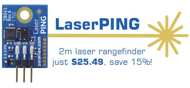 2m Laser Rangefinder