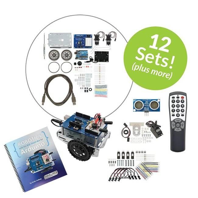 12-Pack Plus Kit highlights