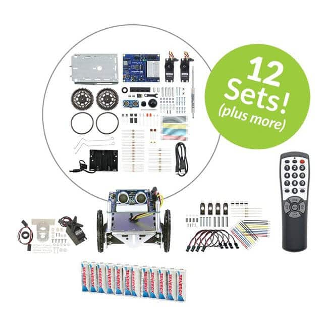 12-Pack Plus for Classrooms highlights