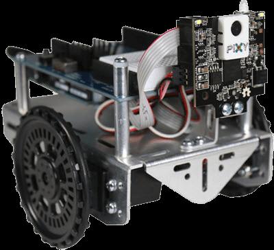 shield bot for arduino
