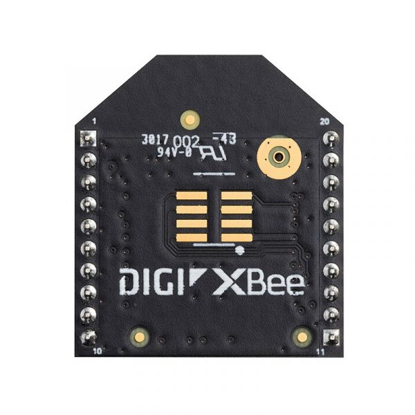 32421 XBee XB3-24Z8PT-J Series 3 Module, PCB Antenna (Low Current)