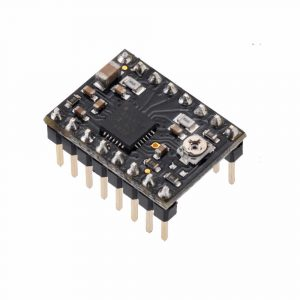 A4988 Stepper Motor Driver Carrier Board, Black Edtion