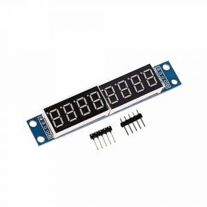 26972 MAX7219 8-Digit 7-Segment Digital LED Display