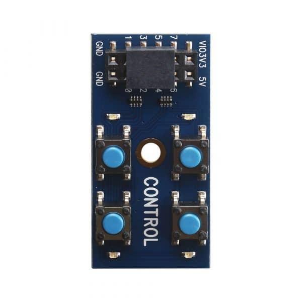 P2 Eval Control Add-on Board (#64006A)