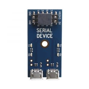 P2 Eval Serial Device Add-on Board (#64006F)