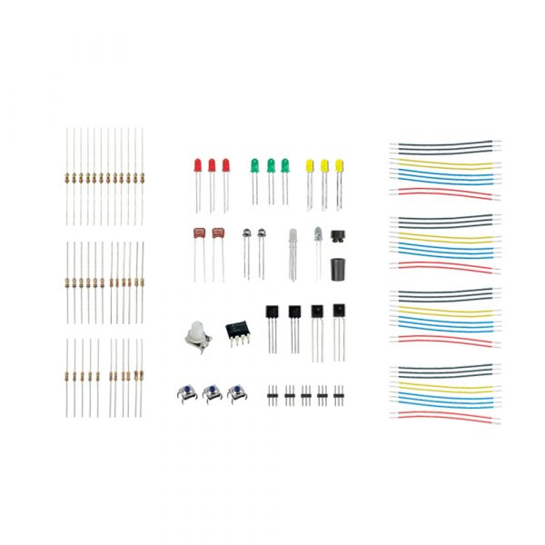 572-32750 What's a Microcontroller with Python Electronics Pack