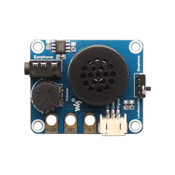Speaker/Amplifier for micro:bit (#32781)
